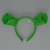 Boy Girl Animal Costume Makeup Cosplay Halloween Children Animals Headband Performing Props Hair Accessories