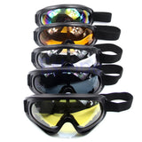 HOT Motorcycle Dustproof Ski Snowboard Sunglasses Goggles Lens Frame Eye Glasses