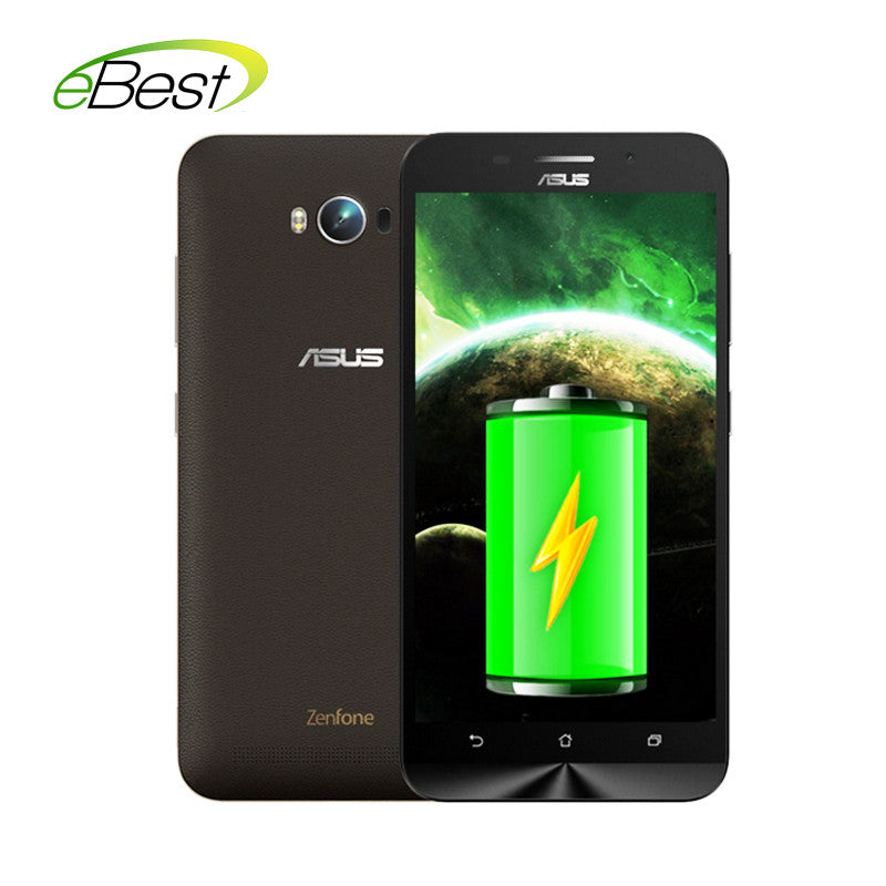 gift Original  Asus Zenfone Max ZC550KL mobile phone 5000mAh battery 5.5 inch HD MSM8916 Quad Core 2GB RAM cellphones