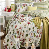 Colchas Cotton Bedding Set Handmade Kantha Quilt Duvet Cover Bedline Lilo And Stitch Bedding Halloween Panda Pineapple Bedding