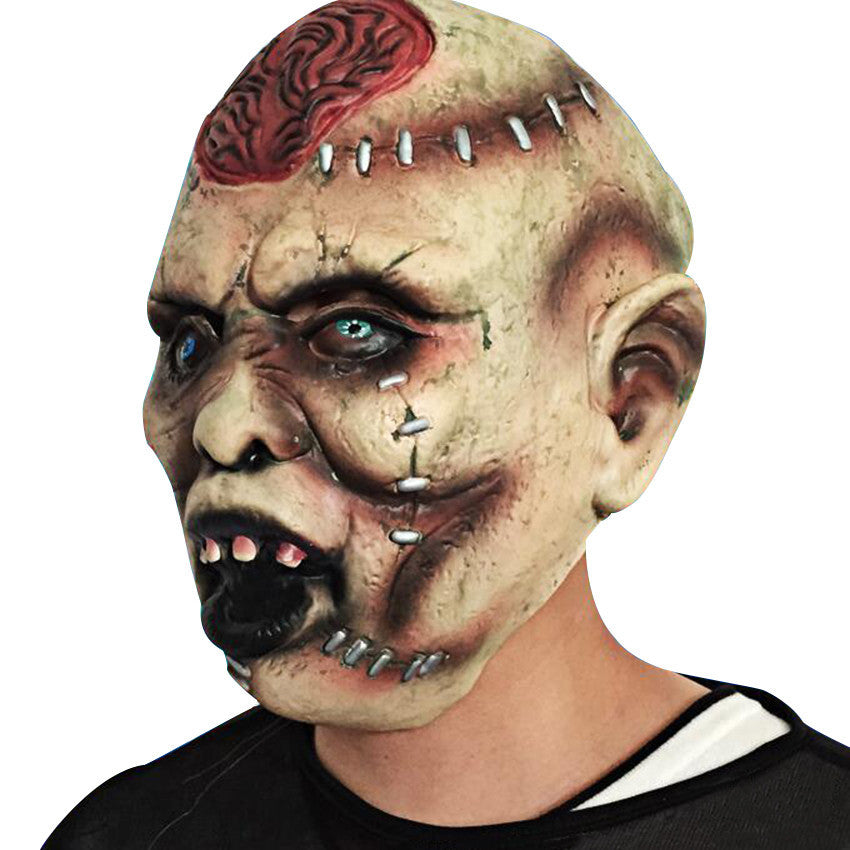 Halloween Horror Masks Adult Costume Horror Latex Party Scary Mask Cosplay Prop Fancy Dress Decoration