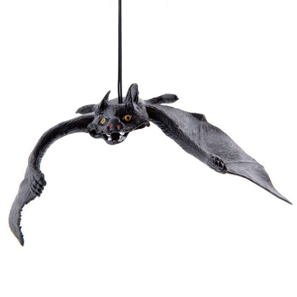 2016 New Hot Halloween Horror Vampire Bat Hanging Masquerade Scary Prop Party Decoration