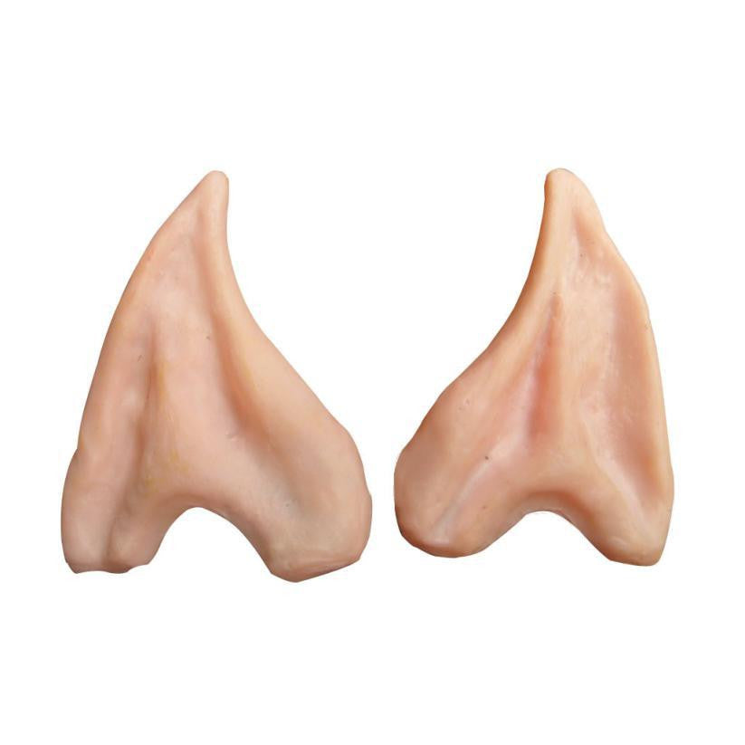 LandFox1Pair Pointed Fairy Elf Cosplay Halloween Ear Tips Accessoires De Halloween Party Props