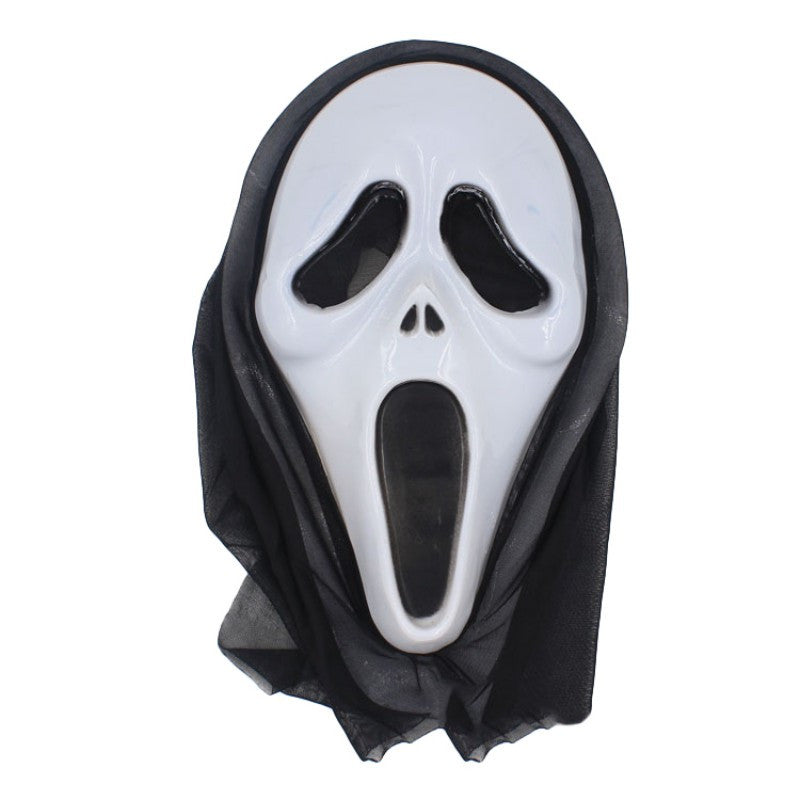 Cosplay Masquerade Prop Full Face Anonymous Masque Halloween Mask Movie Series Scary Masks New
