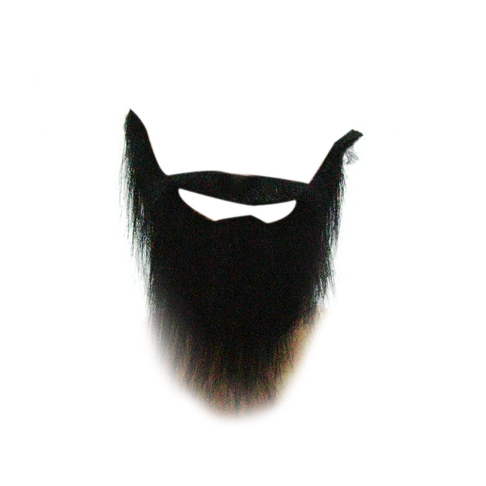 Gorgeous False Beard Moustache Props Masquerade Halloween New Year Christmas Party Mask Decoration Boda