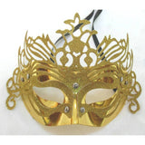 Fashion Lady Multicolor Hollow Out Mask Venetian Masquerade Fancy Party Props