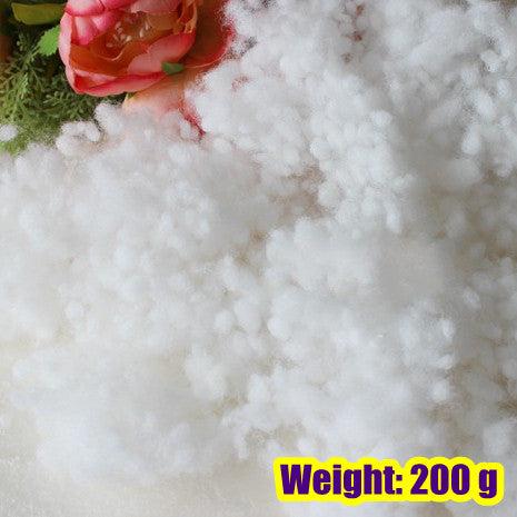 Filling Material filler for toys  pillows DIY Dolls Material Stuff Toys Puppets Materials High Quality Pearl  Cotton 200g