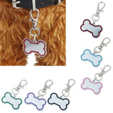 New Qualified New Fashion Popular Bones Puppy Rhinestone hot Pendant LovelyPet Jewelry dig6314