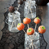 Black Leaf Tablecloth Halloween Decorations Home Decoracion Table Cloth Haunted House Halloween Decorations and Props 188*55cm