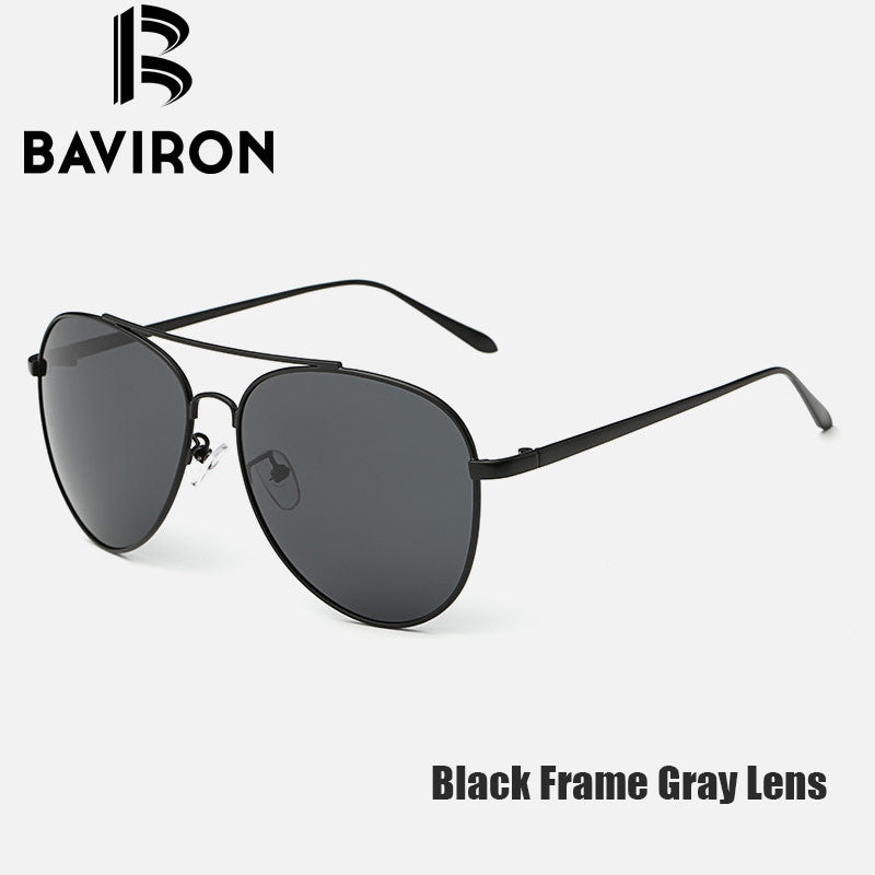 e5025bb09e New BAVIRON Polarized Sunglasses Women Sun Glasses Men Polaroid Glasse