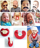 1 pic Soother Silicone funny pacifiers Product for Baby pacifier clip nipple Feeding Bottle children's nibbler Safes teether - Blobimports.com