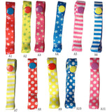1pc Baby Bottle Strap Holder 52cm Stroller Toys Rope Teethers Pacifiers Toys Cups Anti-lost Strap Colorful Accessories VCH35 P30