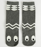 calcetines zorro baby knee high socks colorful totoro socks children winter leg warmers chaussette enfants cartoon girls socks