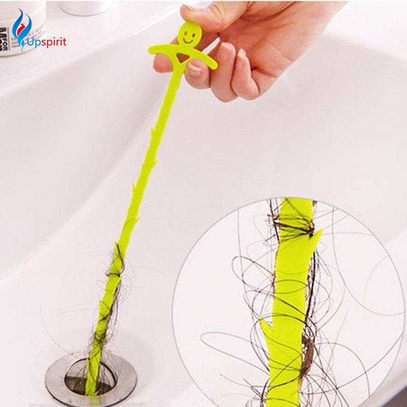 Bathroom Hair Sewer Filter Drain Cleaners Outlet Kitchen Sink Drian Filter Strainer Anti Clogging Floor Wig Removal Clog Tools