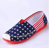 Brand Casual Women Shoe Flats 2016 Summer Style Women Flats Canvas Shoes Espadrilles FOOTWEAR For Women Cheap China Shoes PX36