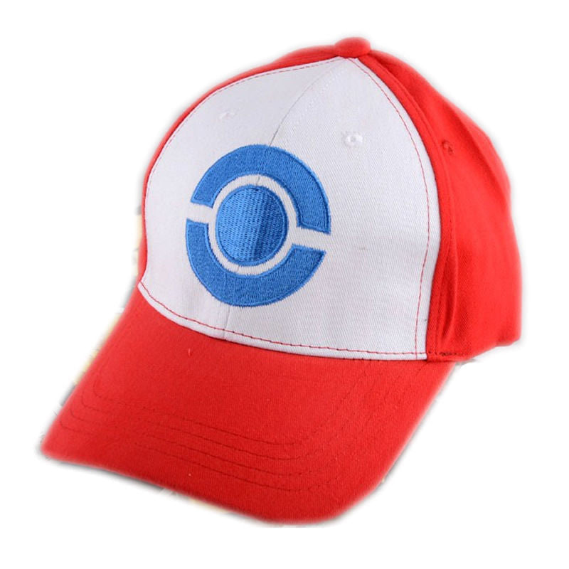 Pokemon hat snapback Pocket halloween cosplay Christmas costumes  Monster Pikachu Ash hat baseball Cap harjuku anime