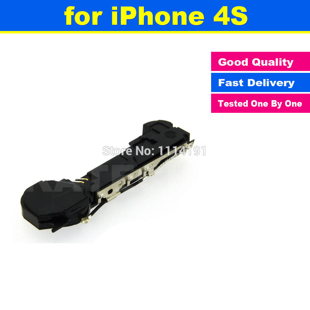 Loud Speaker Ringer Buzzer with Wifi Antenna Assembly Flex Cable Ribbon Replacement for iPhone 4S