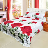 New Design Bedding Set 4pcs 3D Printed Bedding Set Bedclothes Black Tiger Queen/King Size Duvet Cover+Bed Sheet+2 Pillowcases