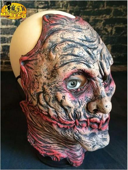 Top Terror Halloween mask party decoration items super terrorist zombie head mummy zombie masks scary ghost mask halloween props
