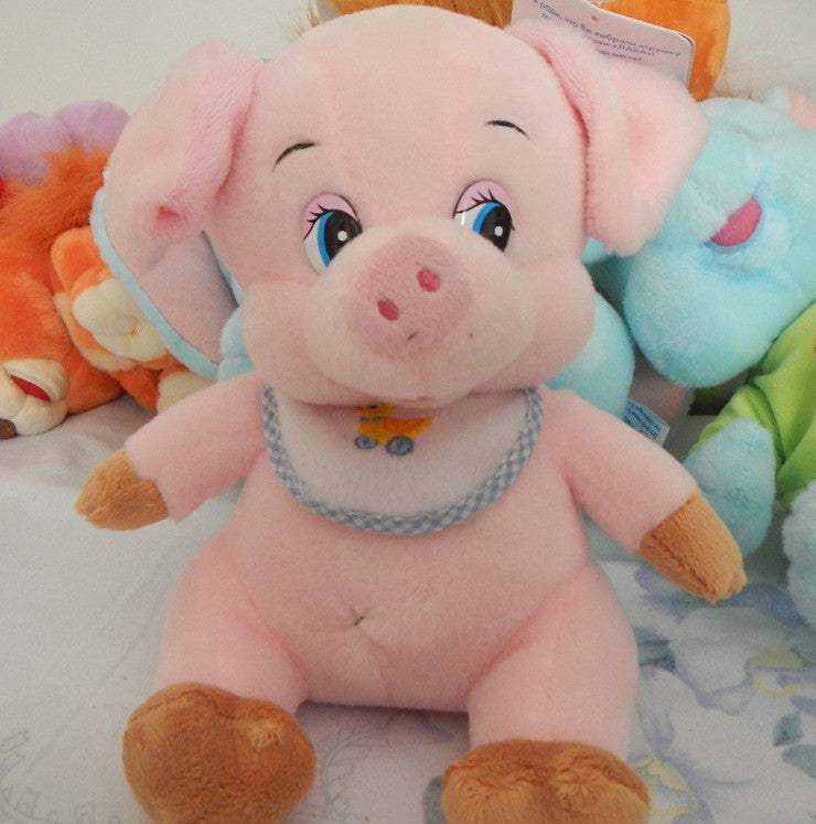Russian language intelligent singing song pig doll,electronic toys for girl,Intellectual development,learning russian toy
