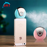 Mini Phone USB Humidifier Aromatherapy Essential Oil Diffuser Cool Mist Maker Portable Beauty Replenishment For Andrews and IOS
