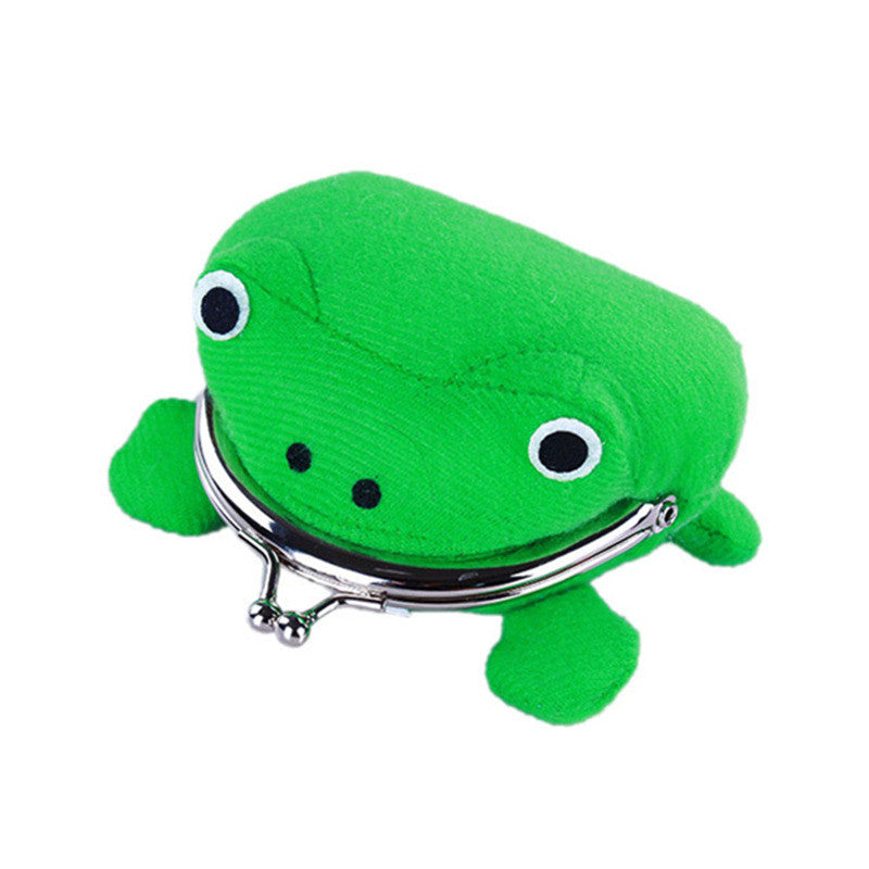 2016 New NARUTO The Frog Q Version Change Purse