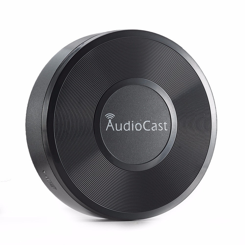 AudioCast M5 Airplay DLNA Music Receiver for iOS&Android 2.4G Airmusic WIFI HiFi Audio Speaker Spotify Wireless Sound Streamer