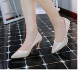 2016 brand red bottom high heels patent leather women pumps pointed toe sexy ladies stiletto shoes woman plus size 34-39