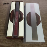 16 Colors Huda Beauty Matte Liquid lipstick Lip Gloss Make up Waterproof Long Lasting  Trophy Wife Bombshell Icon Vixen Medusa