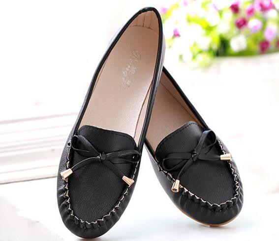 New 2016 Fashion Shoes Woman Flats Outdoor Recreation Rubber sole shoes comfortable Single Shoes Zapatos Mujer Shoes Women X233