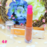 6 Colors Available Glow In The Dark Lipsticks Makeup Shiny Party Fluorescent Luminous Lip Stick Lip Gloss VDF33 P17 0.3