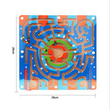 Factory Direct Sales Magnetic Maze Series Early Childhood Educational Toys Intellectual Games Early Development Novelty Kids