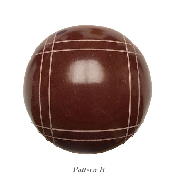 107mm Tournament Individual Replacement Bocce Ball