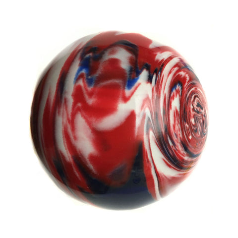 107 mm Tournament Marbleized Individual Replacement Bocce Ball
