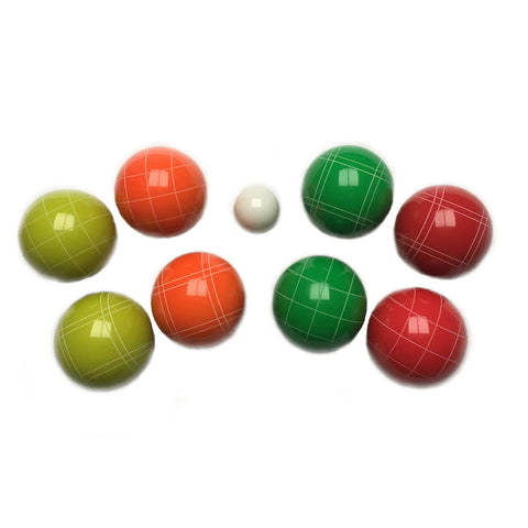 "110mm Tournament ""Glo"" Bocce Ball Set"