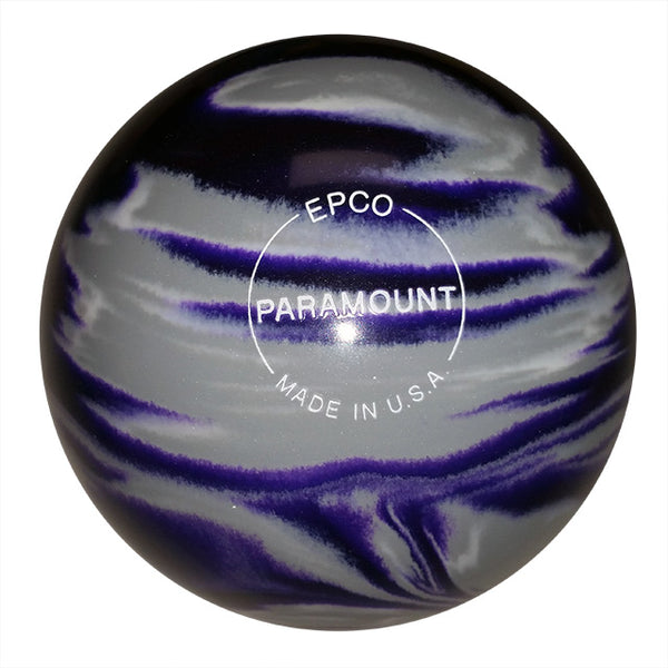 Paramount Marbleized Bowling Ball