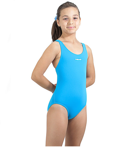 HEAD SOLID LAST SWIMWEAR (GIRLS)