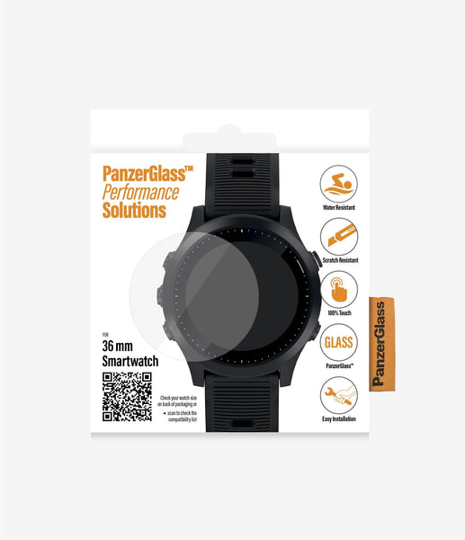 Garmin Fenix 6S (36mm Screen protector) PanzerGlass™