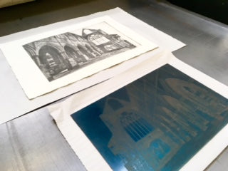 190504|4th - 5th May & 18th - 19th May|Photographic Printmaking Two Part Course