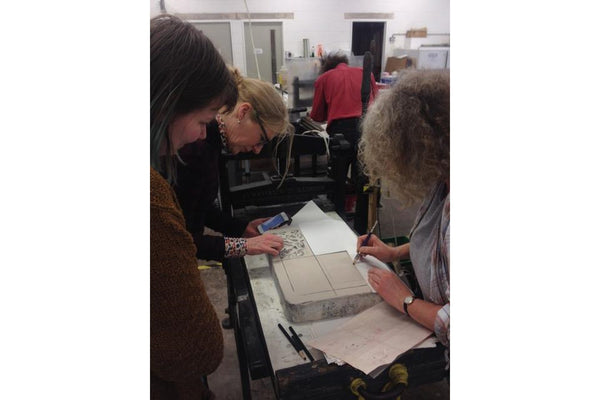 191005|5th & 6th October|Lithography Weekend: Colour and Editioning