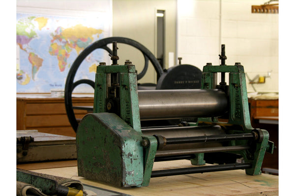 190921|21st September|Meet Our Presses: Relief Printmaking Taster