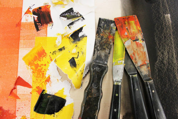 190509a|9th May - 13th June|Intermediate Follow On Print Six Week Morning Course