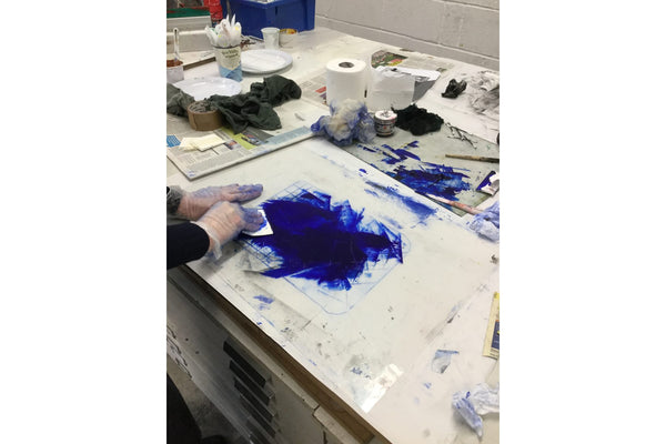200225a|25th February - 31st March|Introduction to Print Six Week Tuesday Morning Course