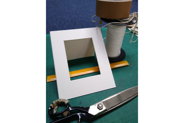 210401|1st April|A Beginners Guide to Mounting and Framing