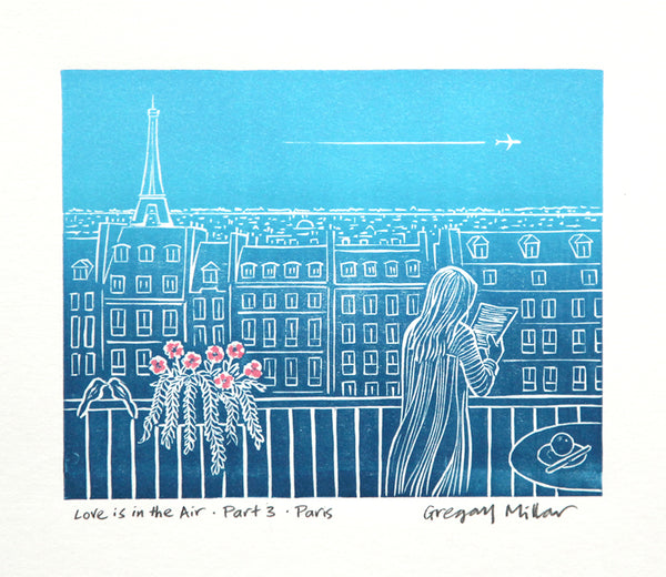 Gregory Millar, Love is in the Air - Part 3 - Paris