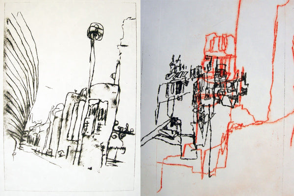 200321|21st & 22nd March|Sketches into Print