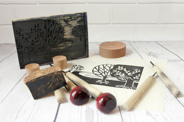 180210a|10th February|Wood Engraving Taster
