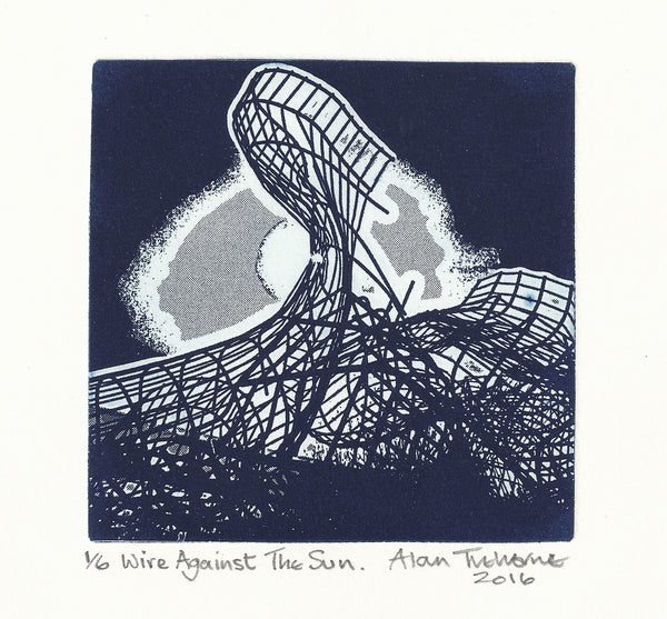 Alan Treherne, Wire Against the Sun