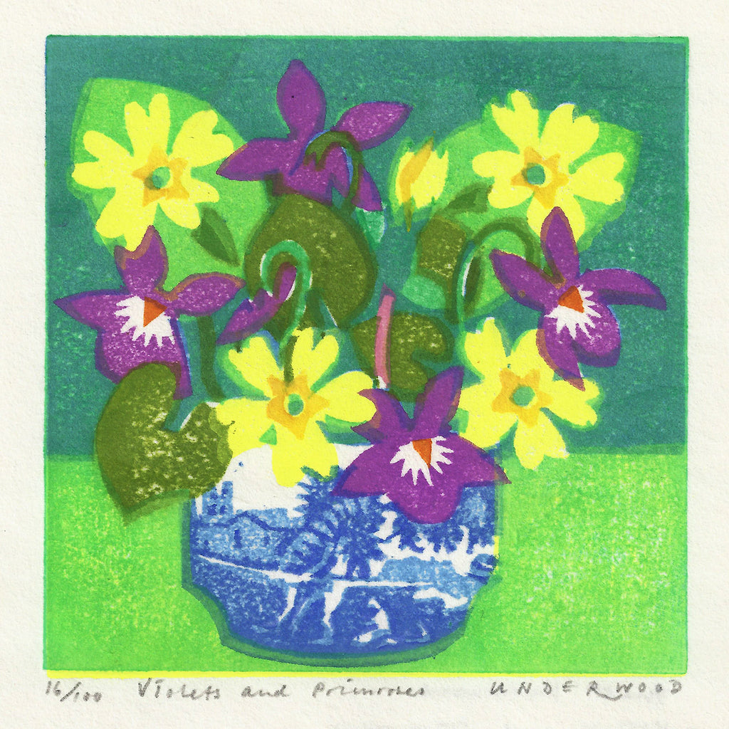 Matt Underwood, Violets and Primroses