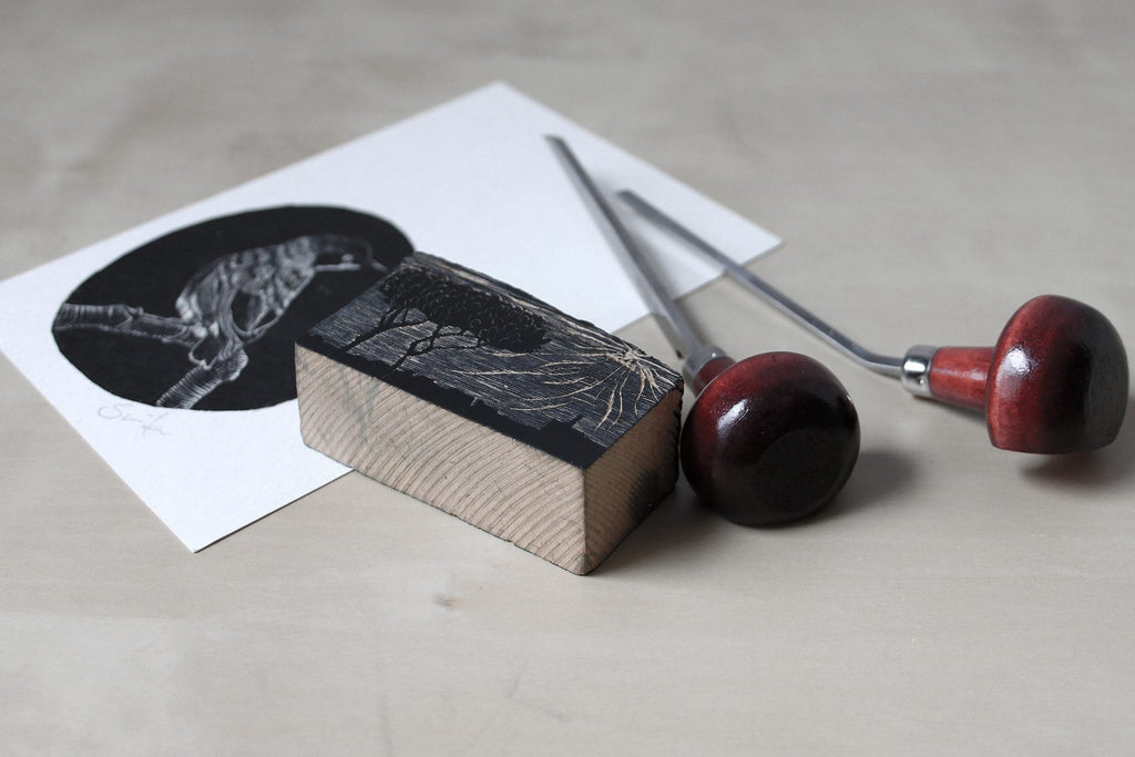 180605|5th June - 26th June|Exploring Printmaking With Wood